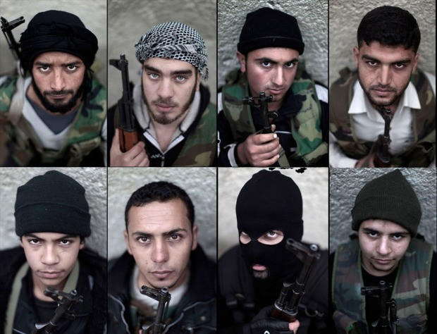 Syrian-rebel-fighters