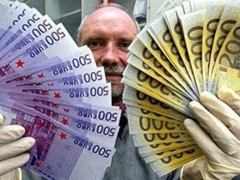 euromiljoenen
