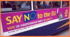 UKIP bus ad
