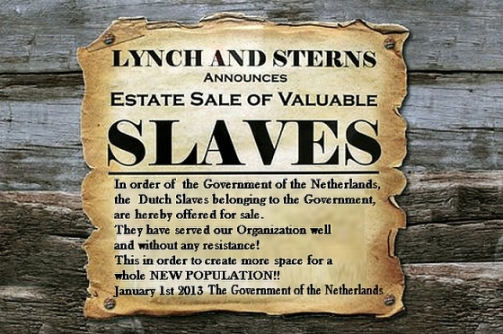 Slavenveiling
