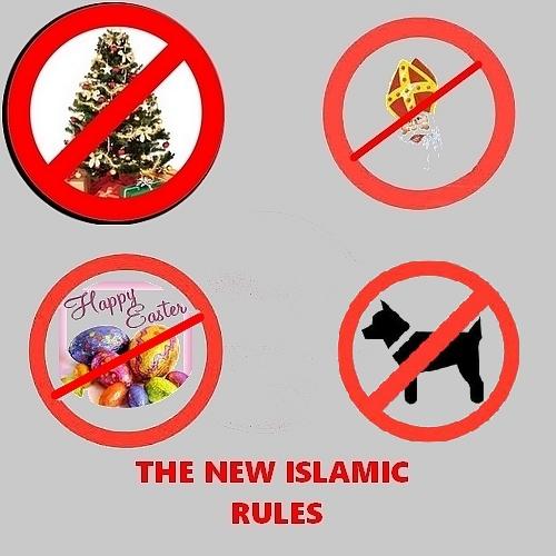 Verjaardag Verboden Islam Octopuss