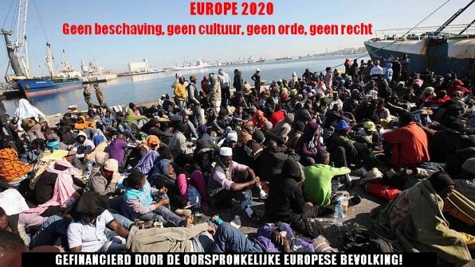 europese invasie