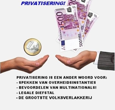 PRIVATISEREN