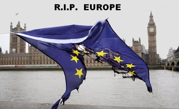 Afbeeldingsresultaat voor EUROPE R.I.P.