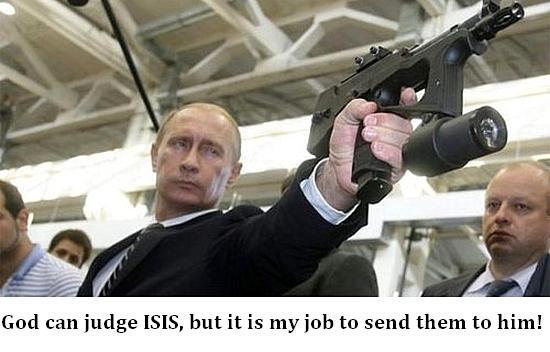 Putin.ISIS