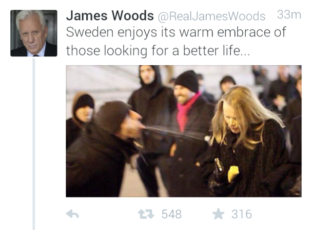 spitting-on-swdish-woman-james-wood-tweet