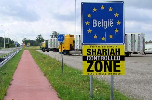 belgie.sharia