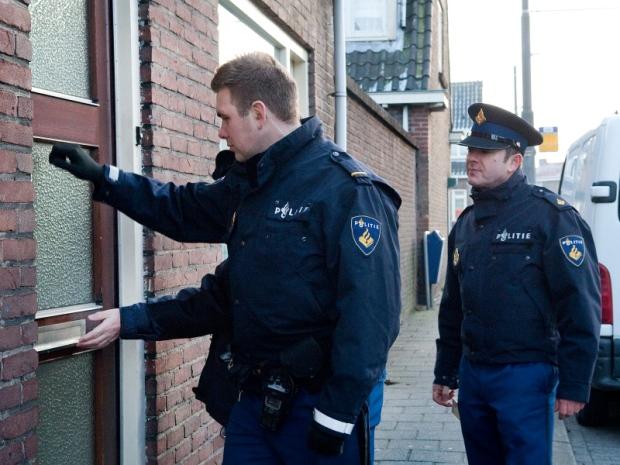 politie-aan-de-deur