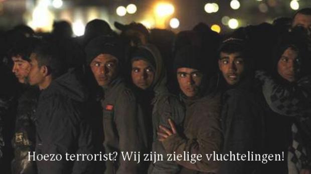 terrorist.vluchteling