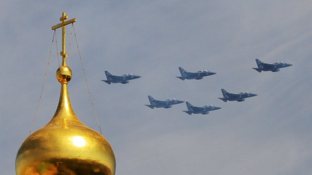Russische jet