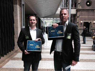 Patrick Crijns en Peter van Wijmeren 2