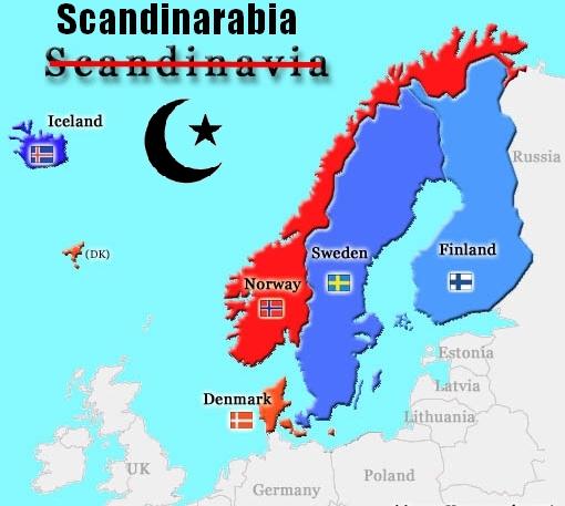 scandinarabia