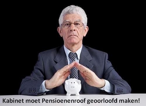 pensioenenroof