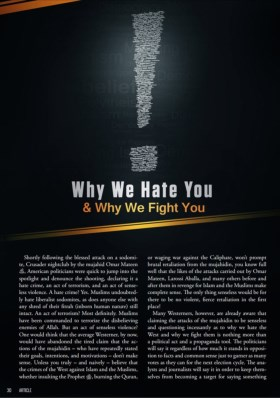 HATE-STATEMENT