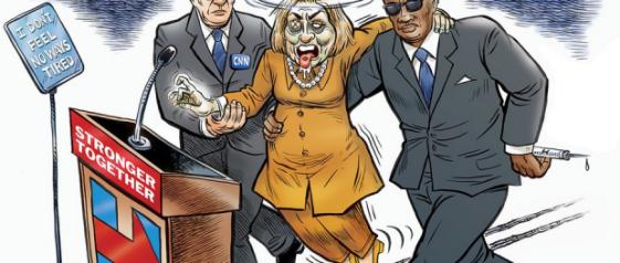 Hillary.crazy