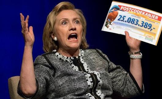 Hillary.postcodeloterij