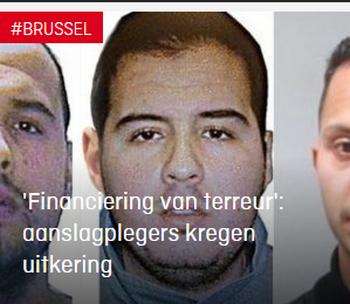 terroristen.uitkering