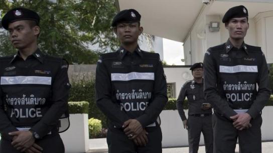 Thai-aanslag