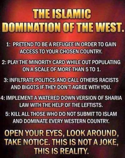 islam-dominering