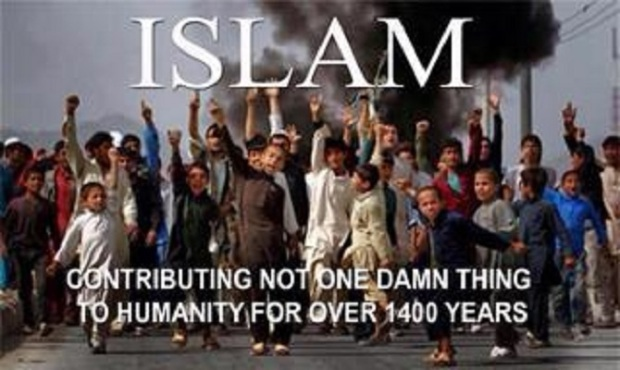 islam-has-not-contributed-anything-good