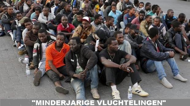 minderjarig-asielzoeker