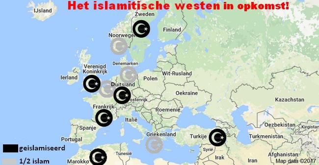 europa-kaart