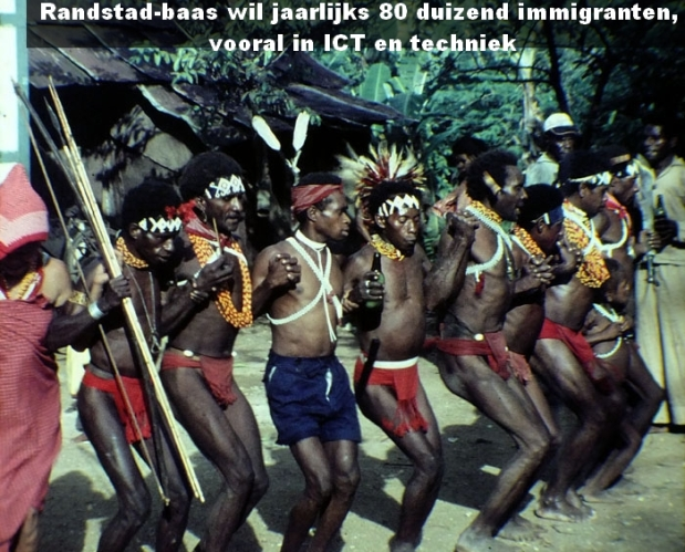 afrikanen-dans