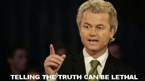 Wilders.bedreigd