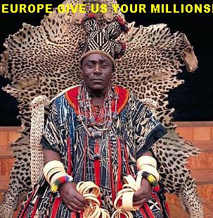 Afrika.heerser