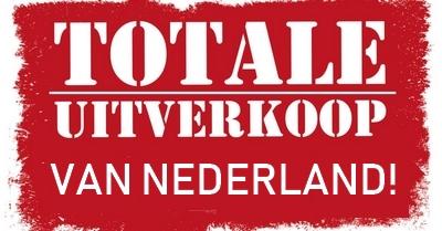 uitverkoop van nederland
