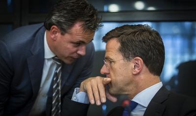 Kamer debatteert over Griekenland