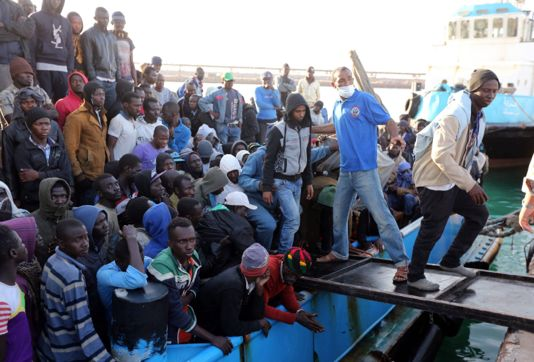 At least 10 dead, as over 4,200 migrants rescued in Mediterranean